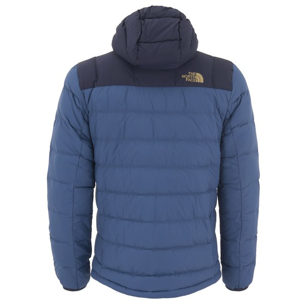 The North Face Men's La Paz Down Filled Hooded Jacket in Blue for Men