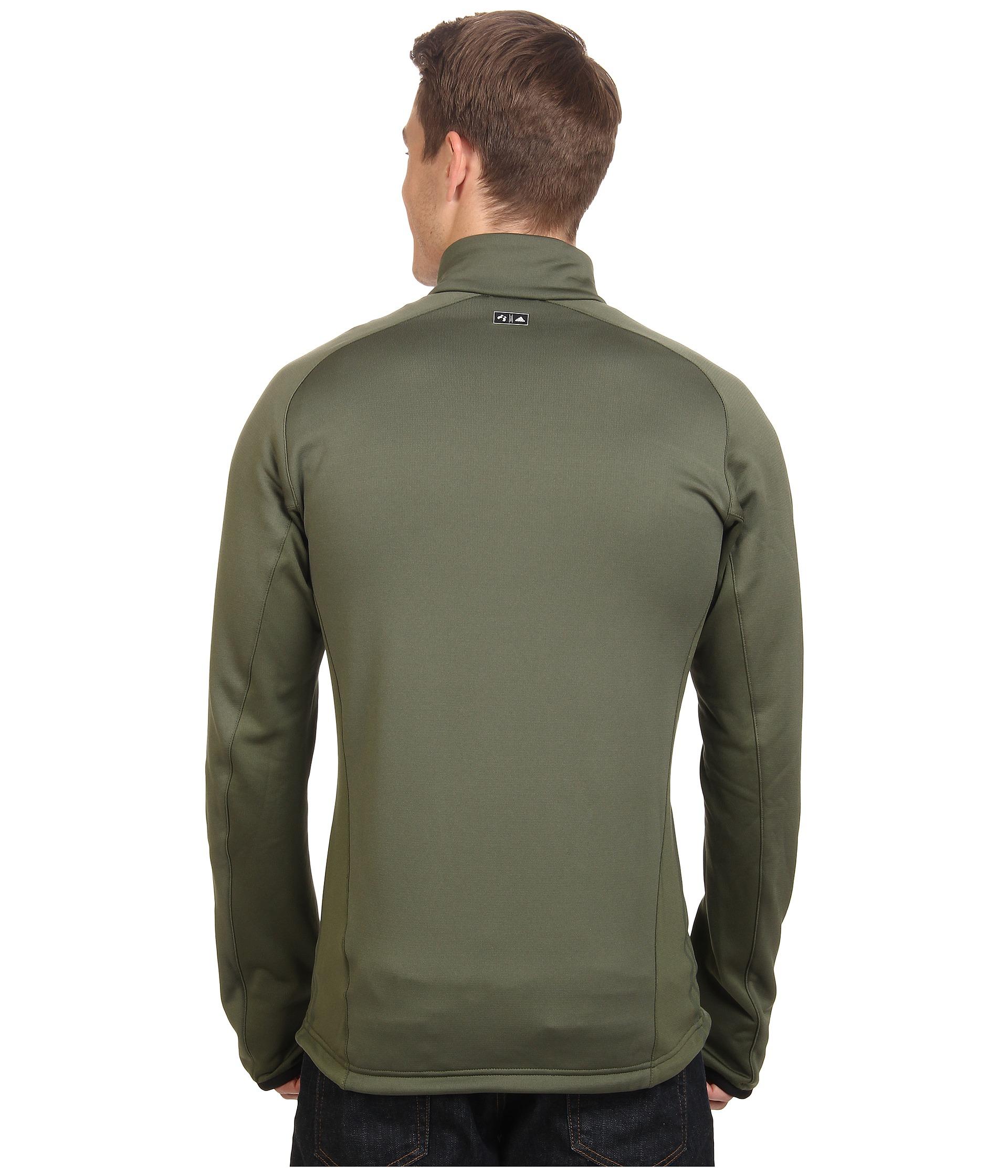 Terrex Swift Hollow Fleece Jacket