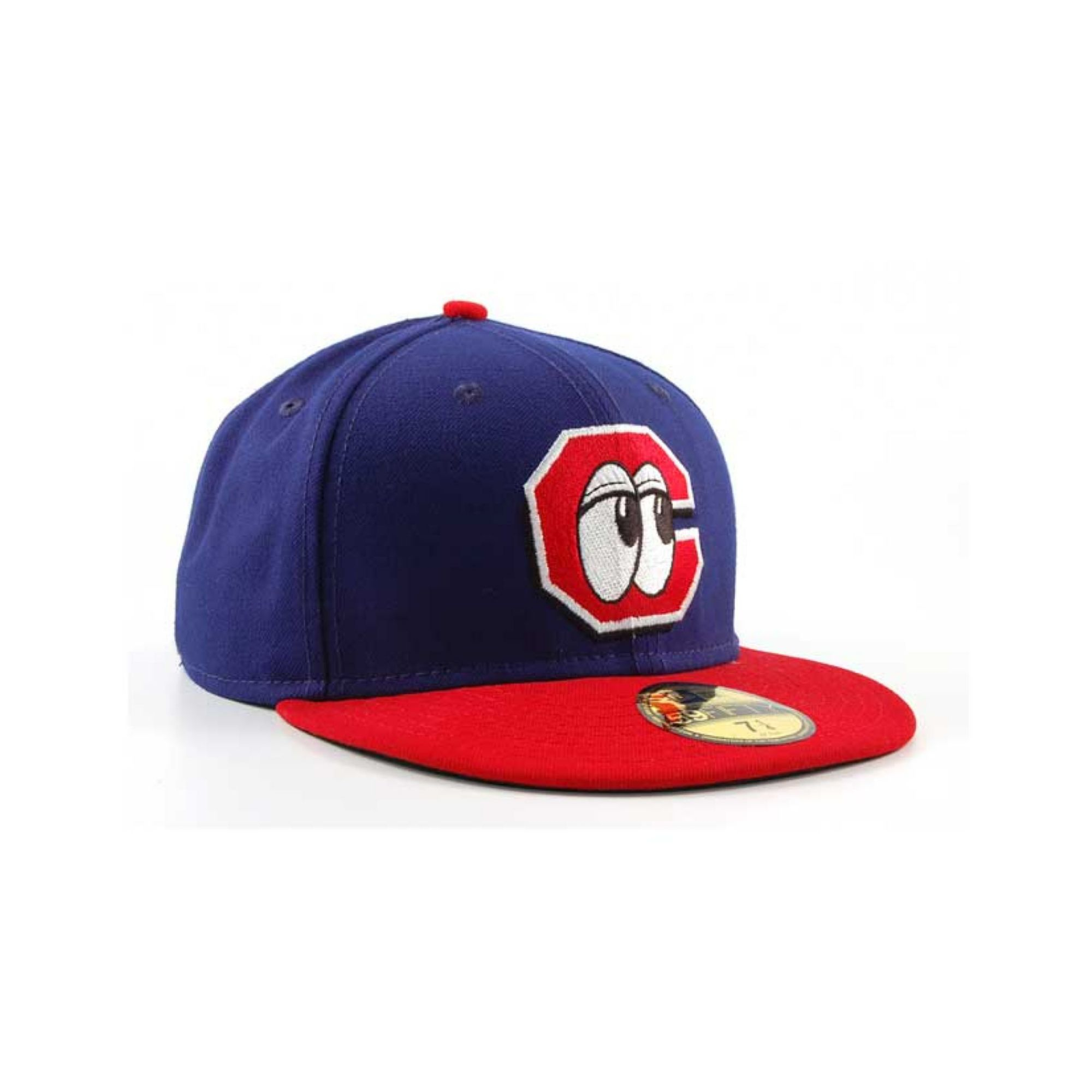 Chattanooga Lookouts Hat: New Era Chattanooga Lookouts Milb 59Fifty Cap In Blue For