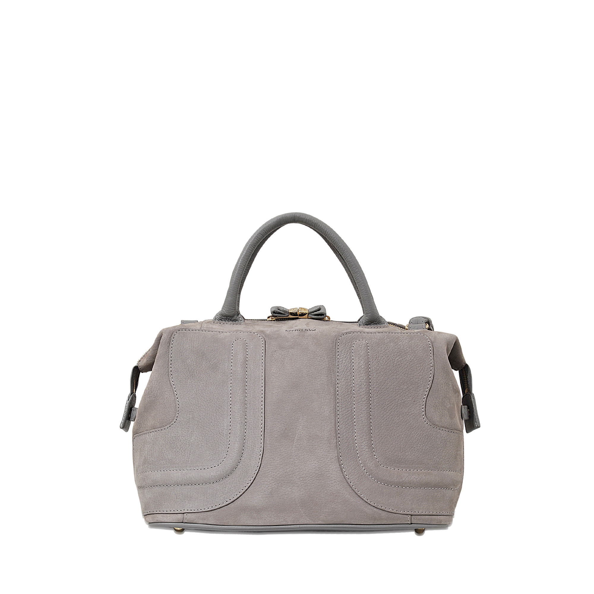 3c5ee69c80e45 See By Chloé Kay Bag in Gray - Lyst