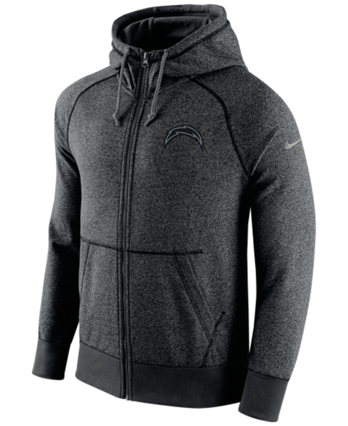Lyst Nike Men S San Diego Chargers Gridiron Full Zip