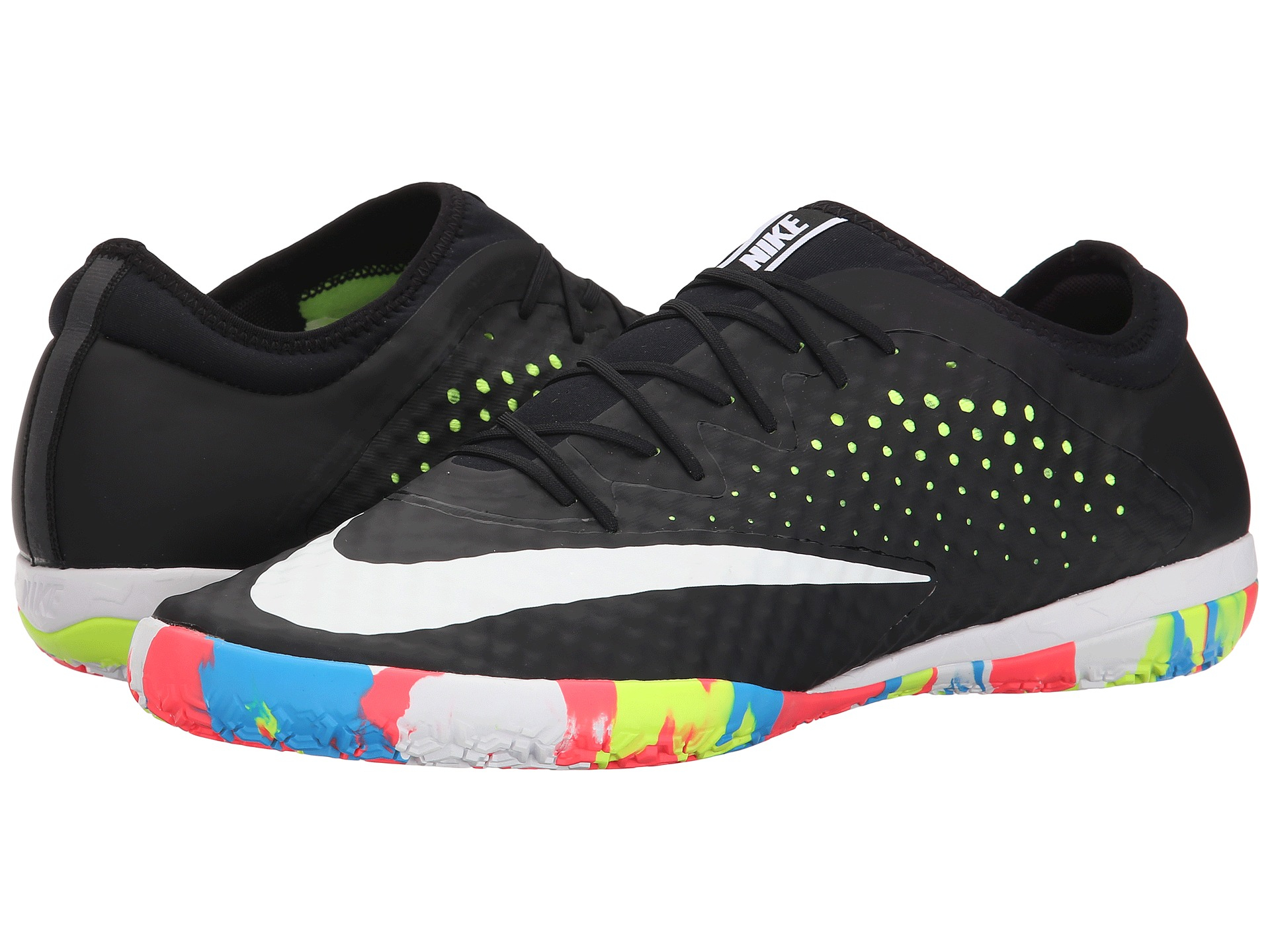 check out 3889d 03801 ... promo code for lyst nike mercurial finale street ic in black for men  97226 e075b