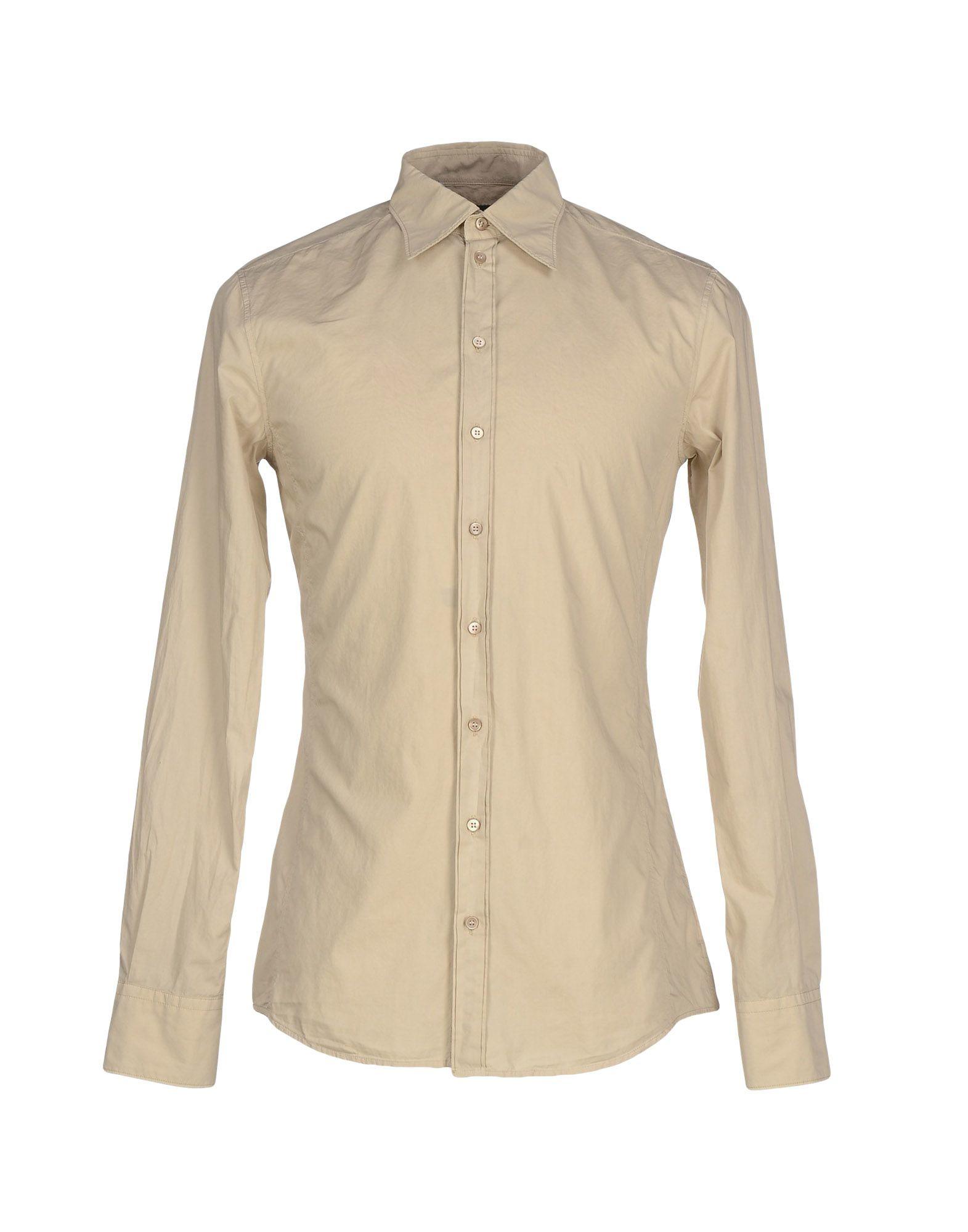 Dolce & gabbana Shirt in Natural for Men