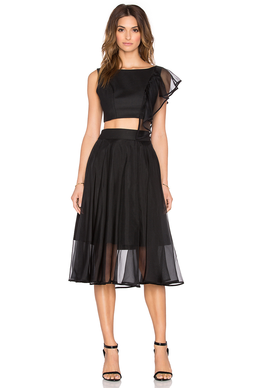 Silk Circle Skirt 30