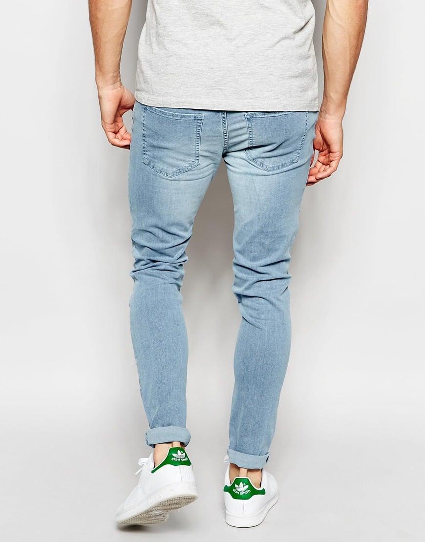 Waven jeans elring spray on super skinny fit