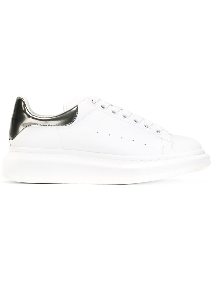 Buy Cheap Womens Alexander Mcqueen Extended Sole Sneakers Best