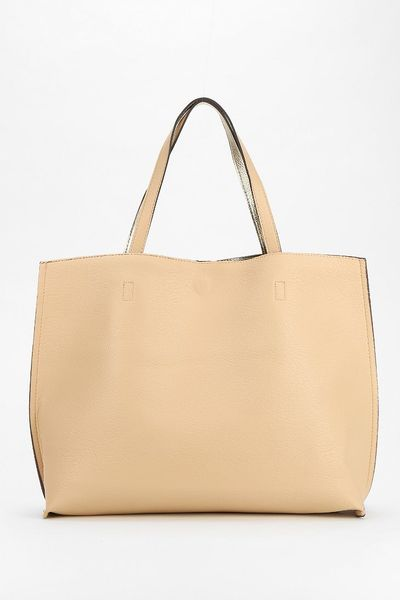 Leather Tote Bag Urban Outfitters