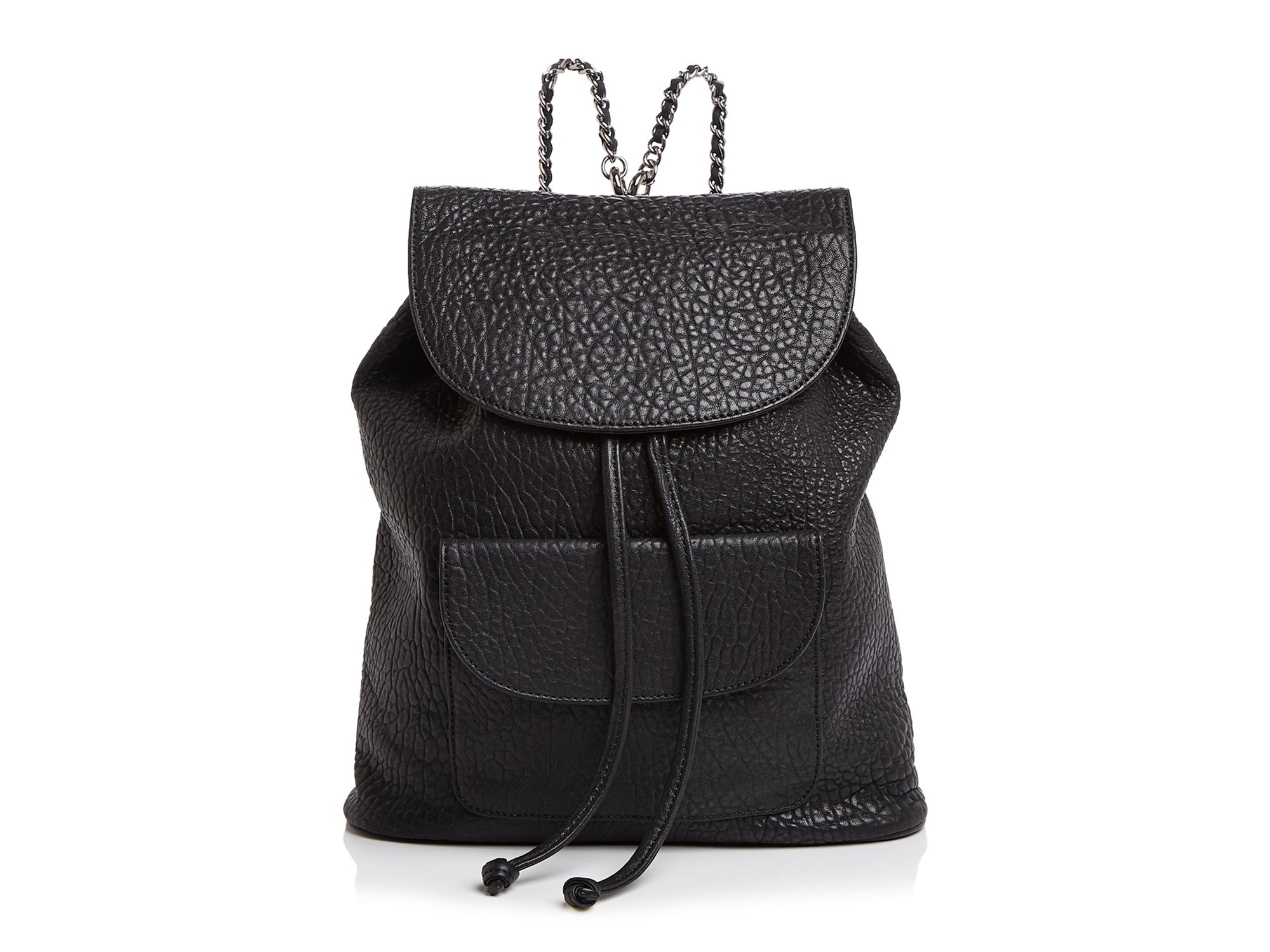 SJP by Sarah Jessica Parker Clinton Backpack in Black - Lyst
