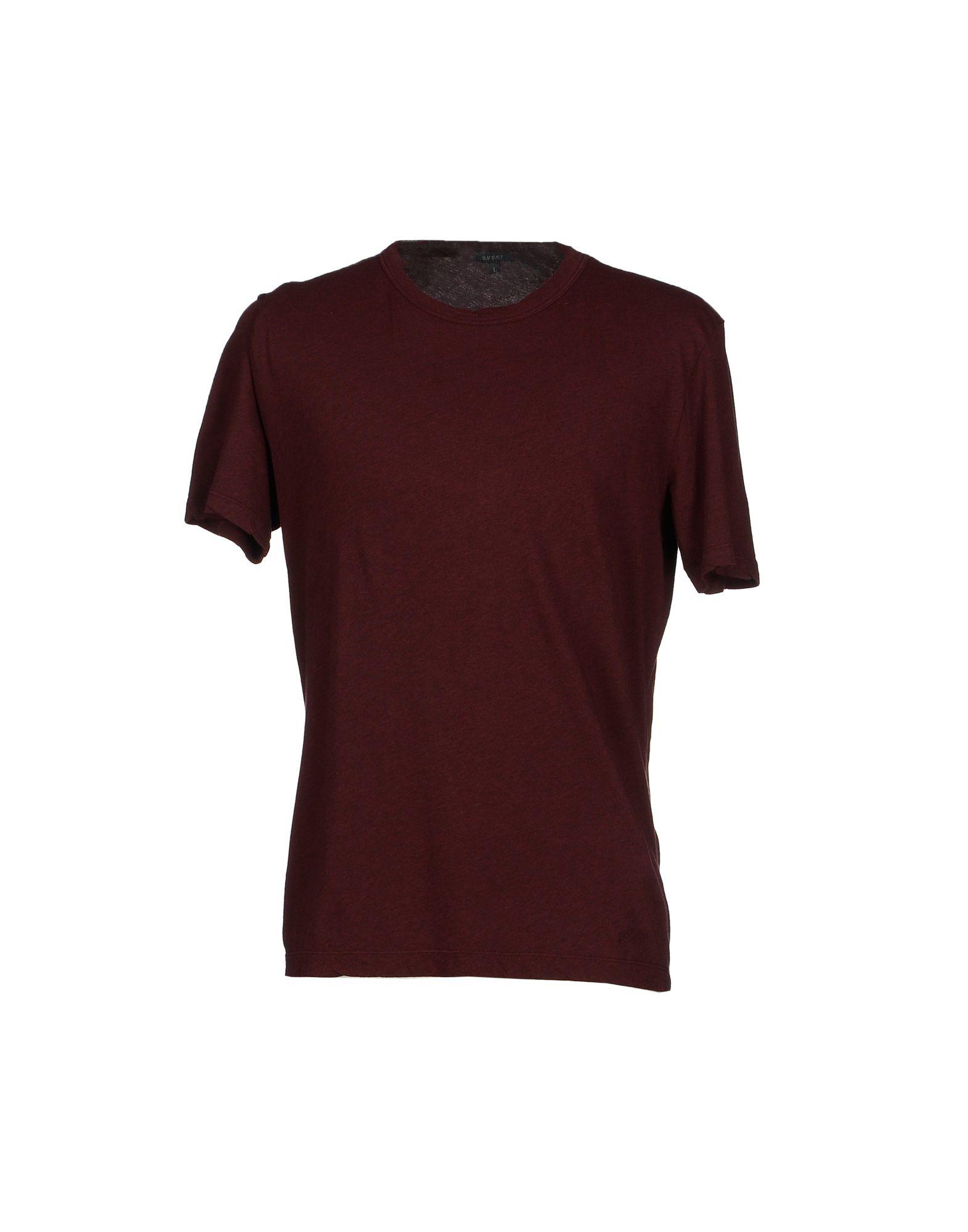 lyst gucci t shirt in purple for men. Black Bedroom Furniture Sets. Home Design Ideas