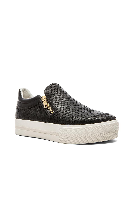 ash jordy sneakers in black lyst