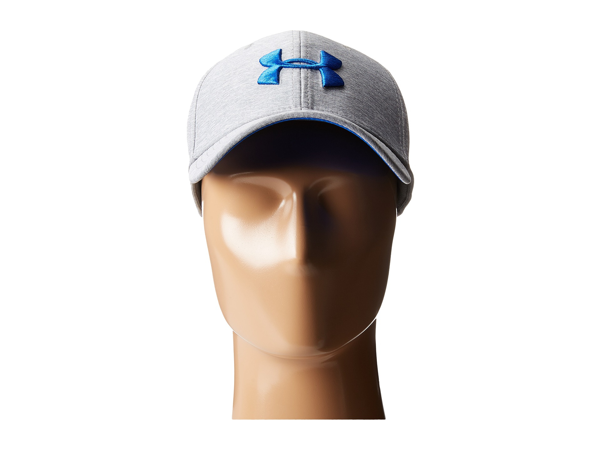 Lyst - Under Armour Ua Twisttech Closer Cap in Gray for Men ee7e4343ace