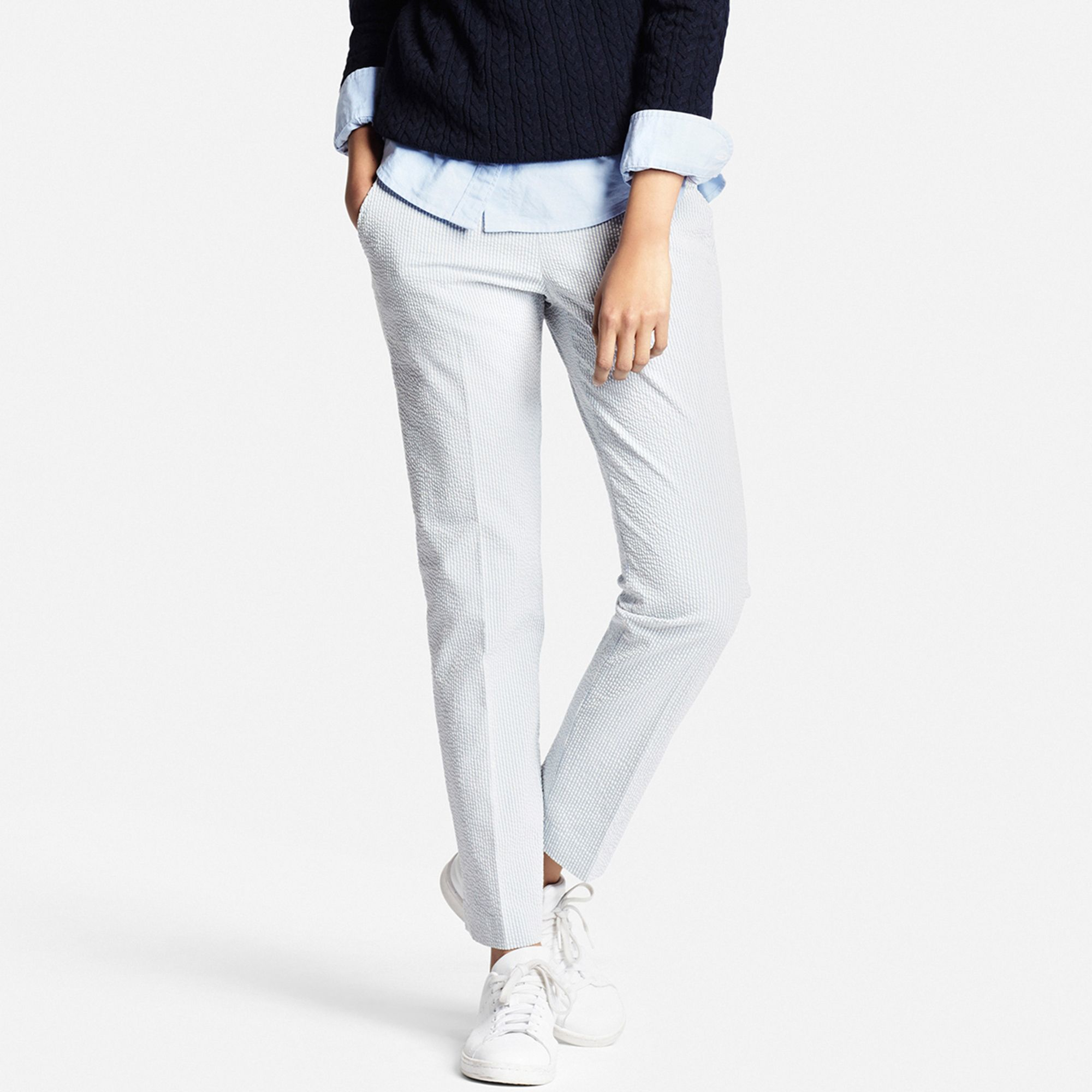 Elegant WOMEN Jogger Pants | UNIQLO