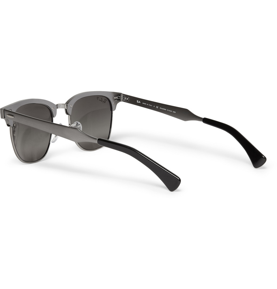 8f7861c62d382 ... discount ray ban sunglasses. rayban rb3507 51 clubmaster aluminum 2c457  27f26