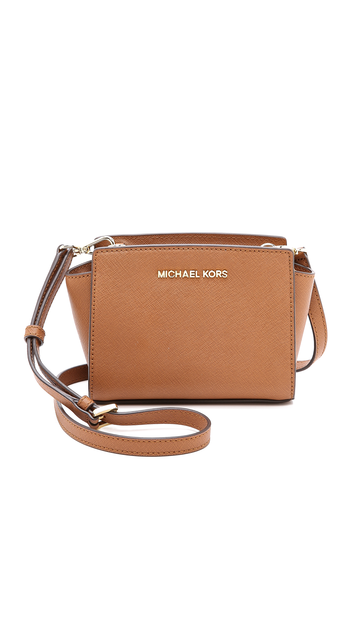 cdc8be89861545 Gallery. Previously sold at: Shopbop · Women's Leather Messenger Bags  Women's Michael By Michael Kors Selma