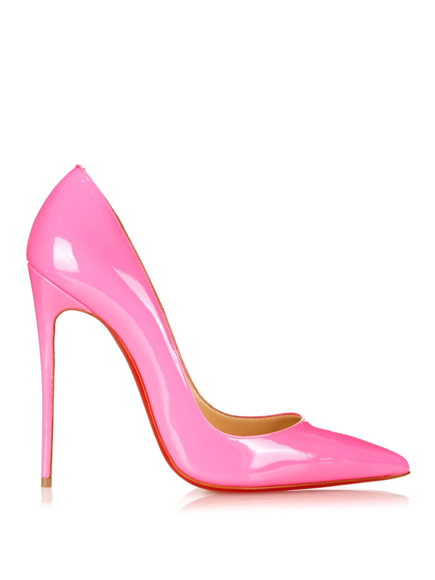 louboutin pink