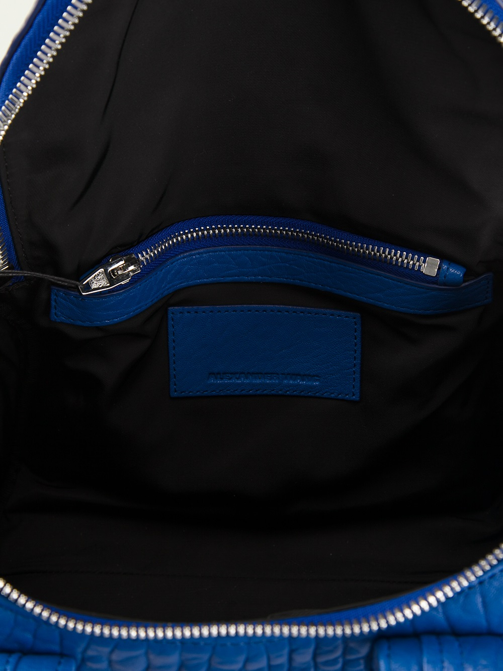 Alexander Wang Rockie Tote in Blue