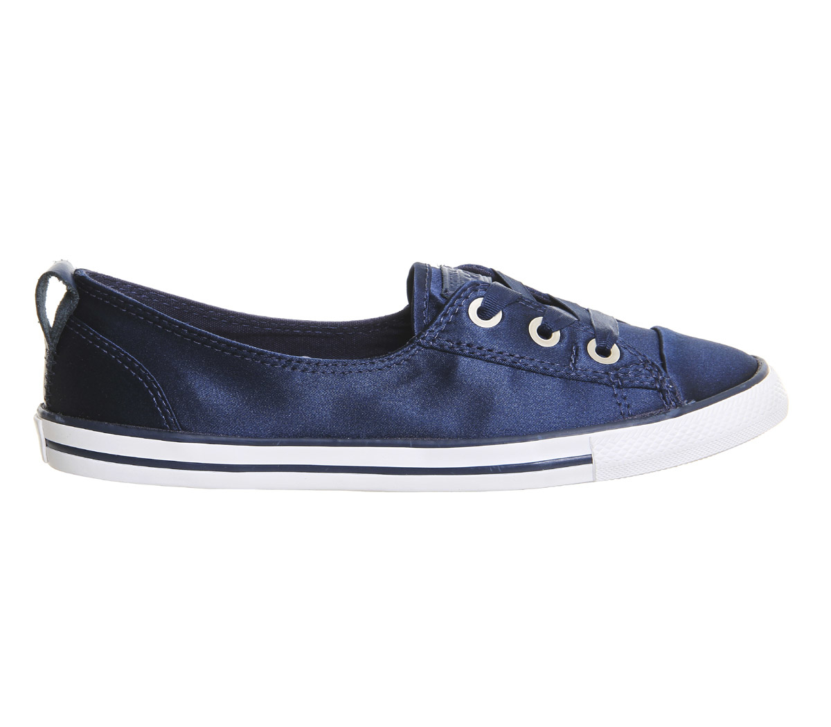 Converse Ctas Ballet Lace in Navy (Blue
