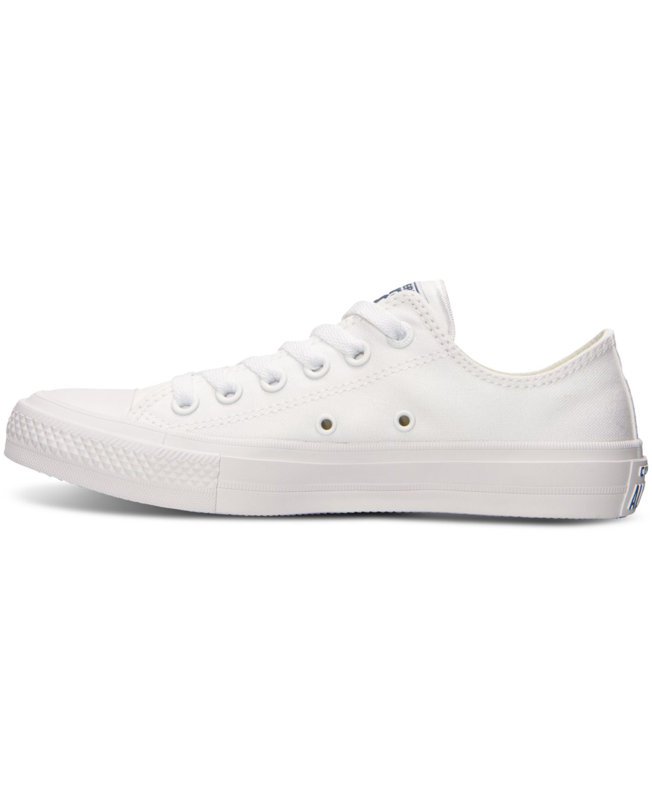 968787eba14 Lyst - Converse Women s Chuck Taylor All Star Ii Ox Casual Sneakers ...