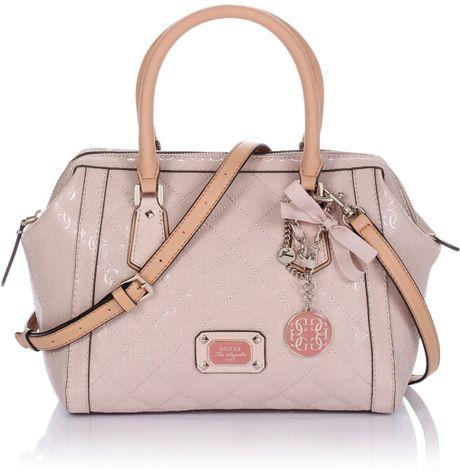 Bolsos De Trapillo: Light Pink Guess Handbags