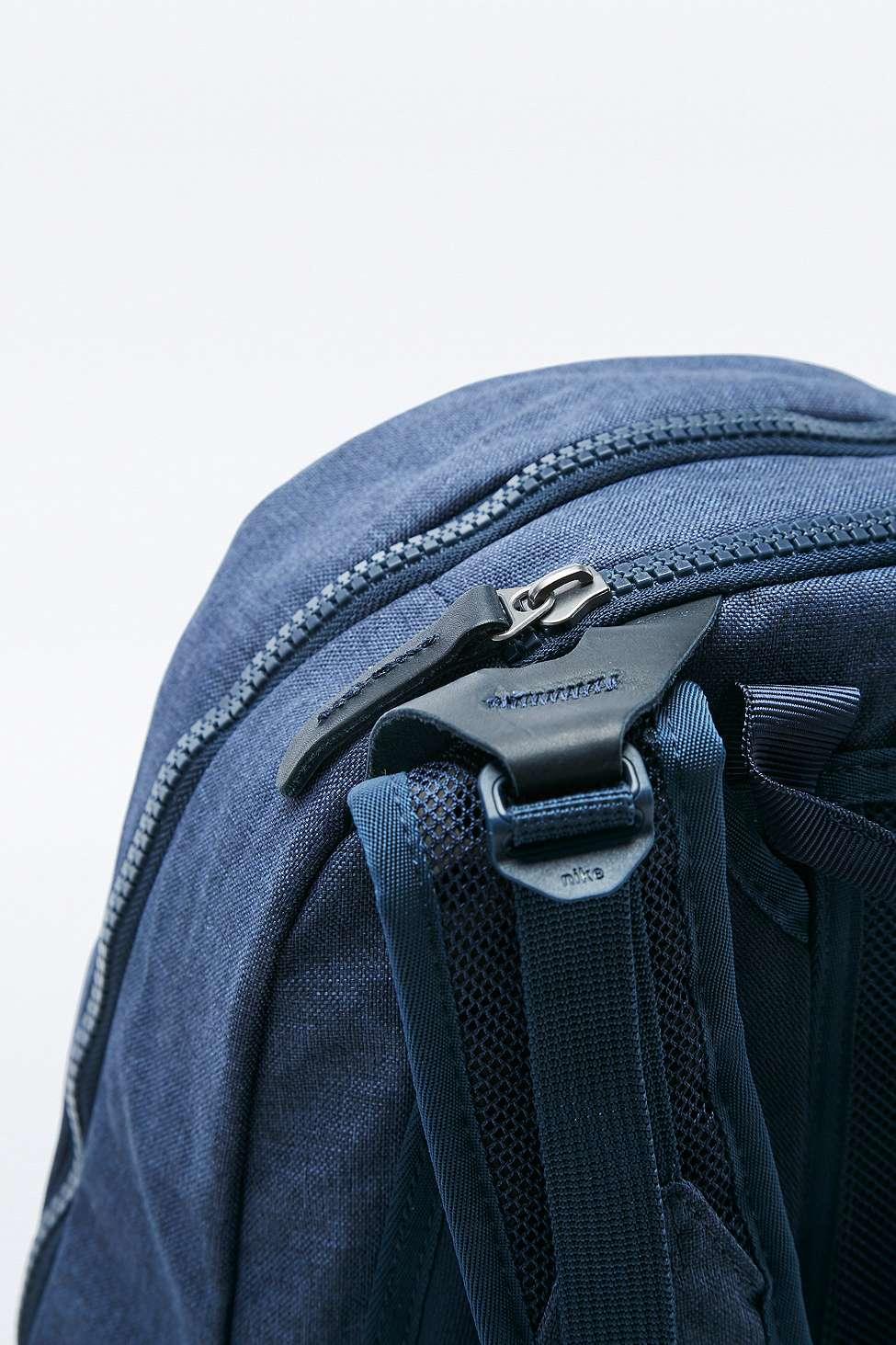 Nike Pursuit Blue And Orange Backpack for Men