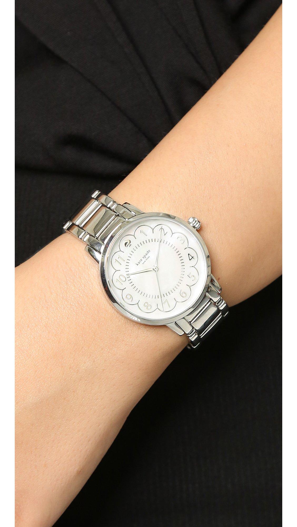 Gramercy Watch Silver