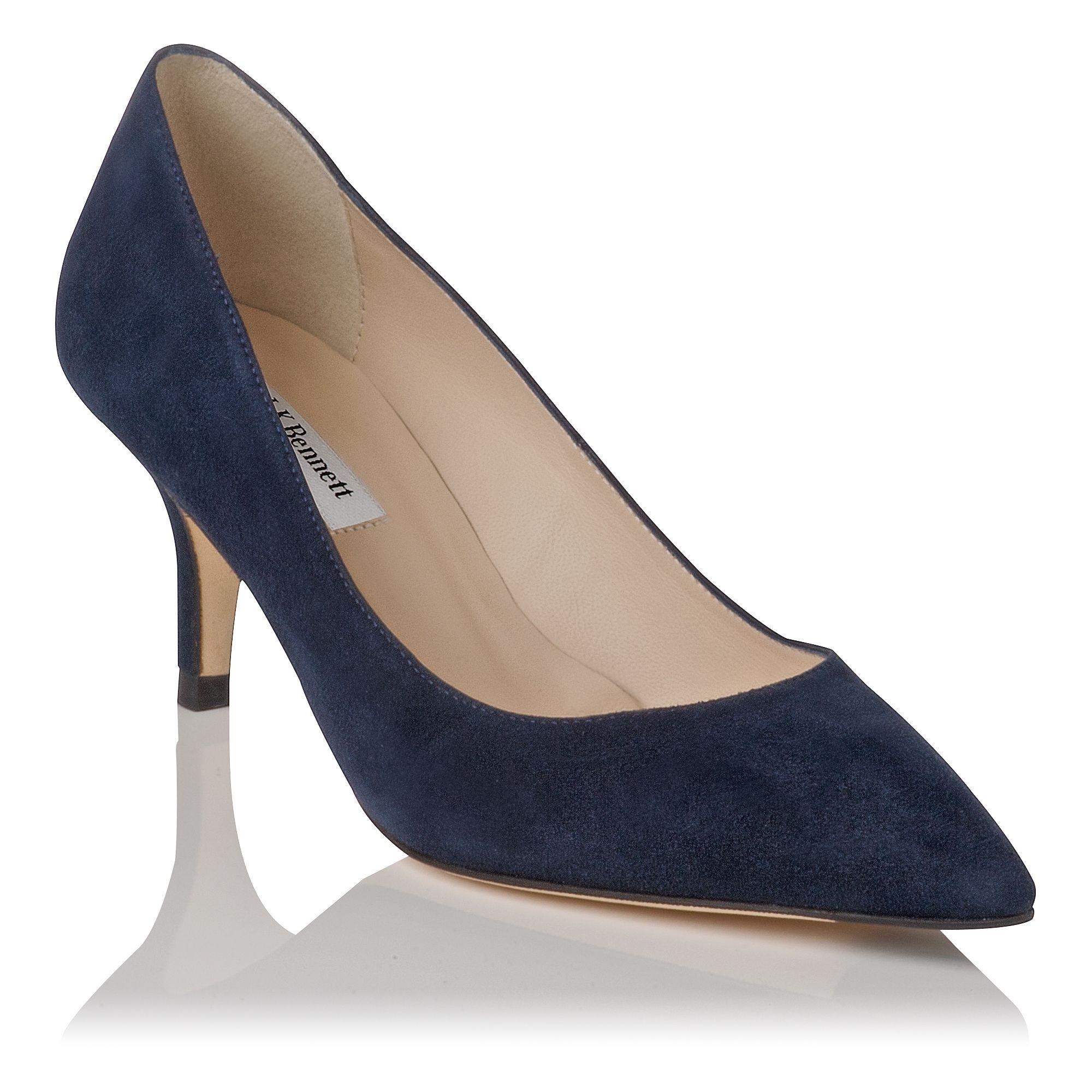L K Bennett Florisa Closed Court Shoes