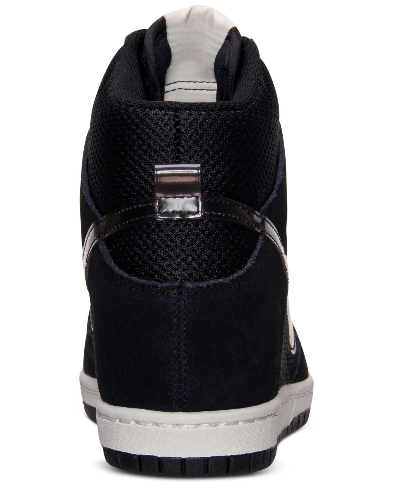 sale retailer 41fd6 05669 ... wholesale amazon gallery. previously sold at macys womens nike dunk  womens nike dunk sky hi