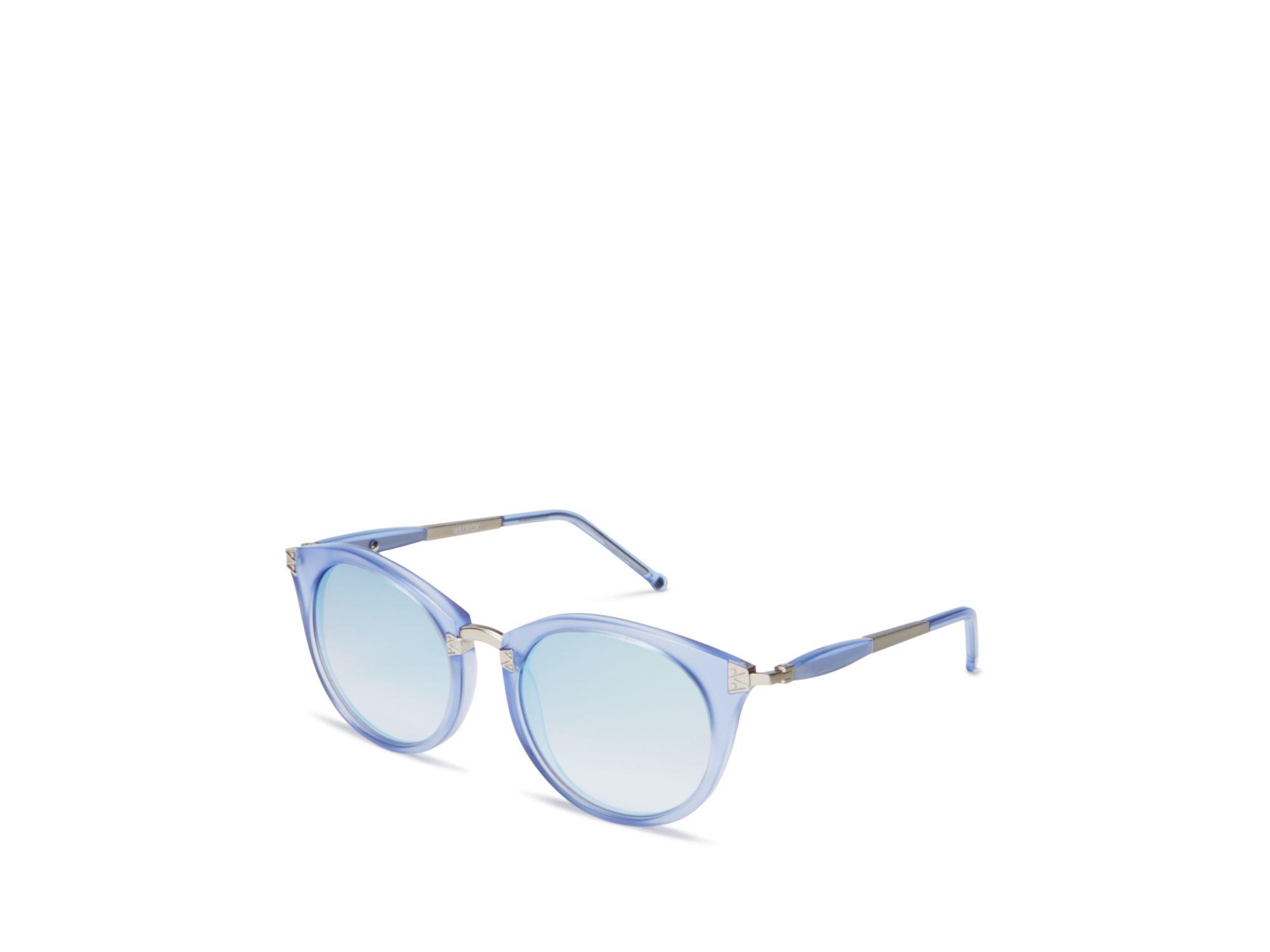 5e1df46ce0 Wildfox Mirrored Sunset Deluxe Sunglasses