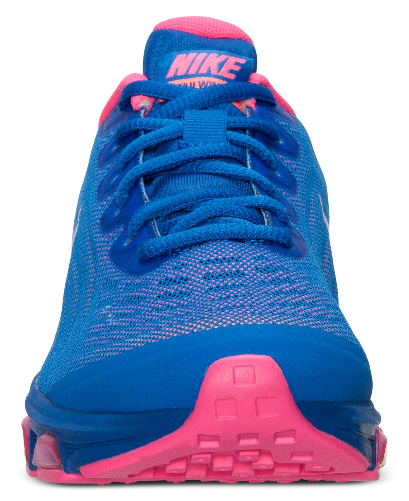 Lyst - Nike Women S Air Max Tailwind 6 Running Sneakers From Finish Line in  Blue 7080592e1d