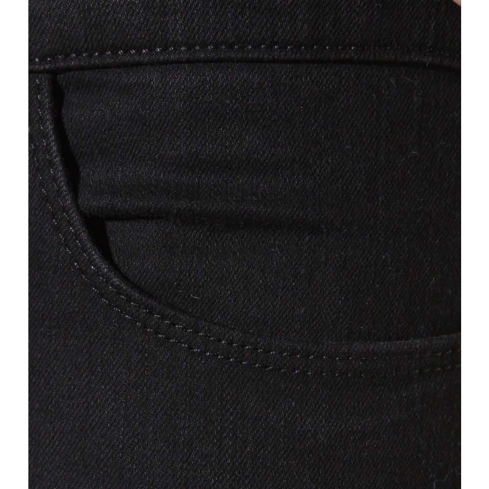 J Brand Photo Ready Mid-rise Skinny Jeans in Black