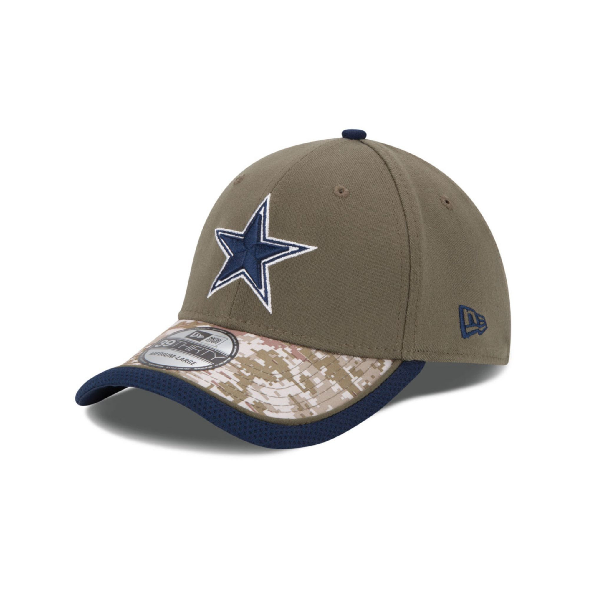 242af684b65 ... switzerland lyst ktz dallas cowboys salute to service 39thirty cap in  green 0b6d3 8a772