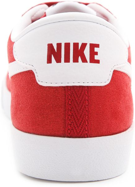 Nike Classic Red Tennis Shoes in Red for Men