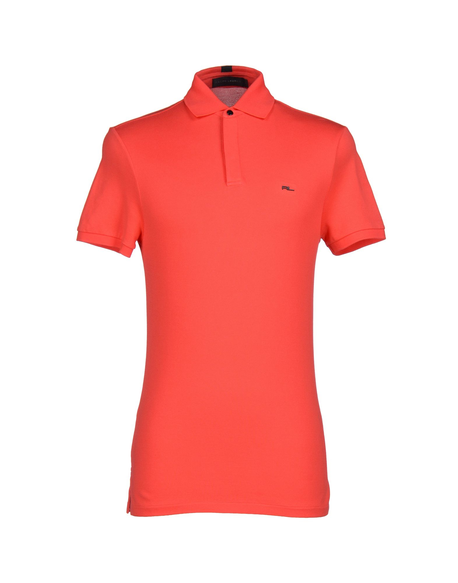 Ralph lauren black label polo shirt in red for men lyst for Ralph lauren black label polo shirt