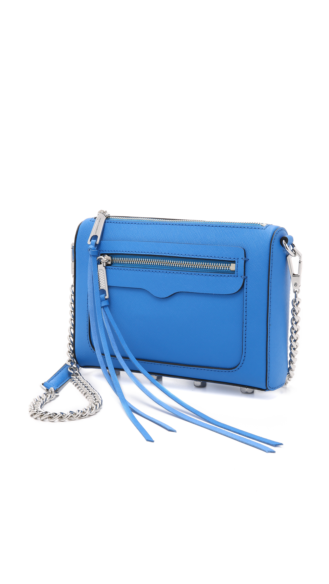 Rebecca Minkoff Avery Cross Body Bag - Grecian Blue