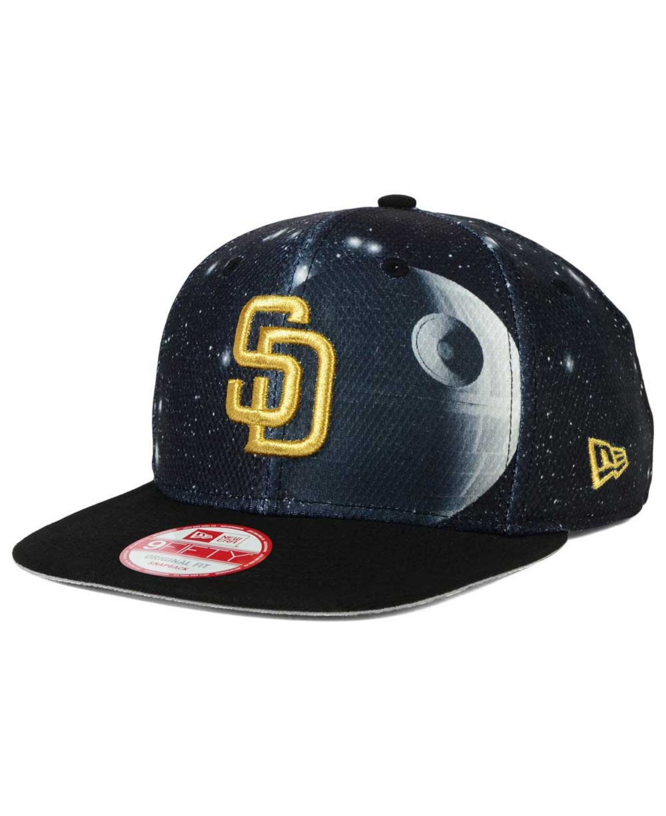release date: get new pre order KTZ San Diego Padres Sw X Mlb 9fifty Snapback Cap in Black/Gold ...