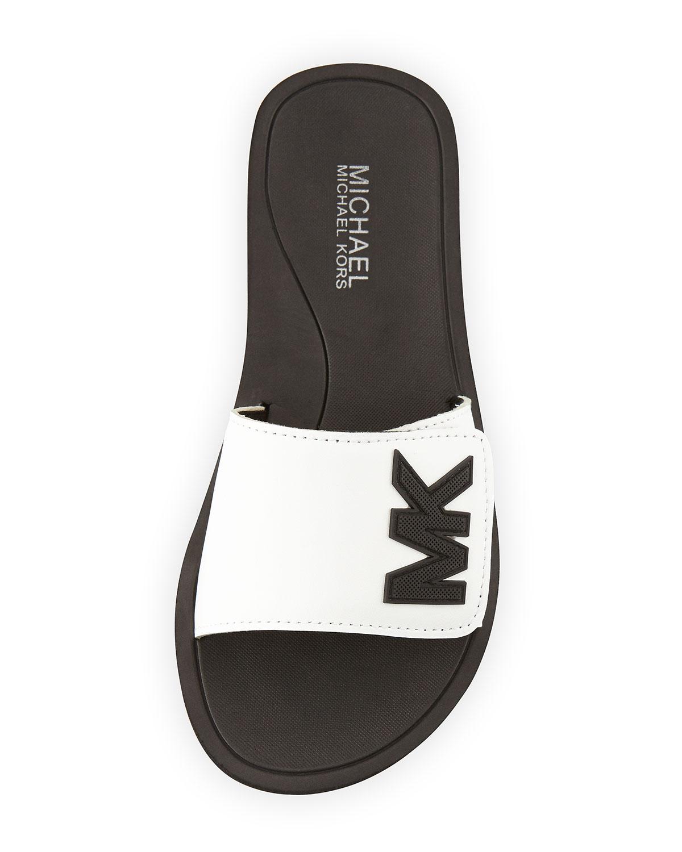 black and white MK