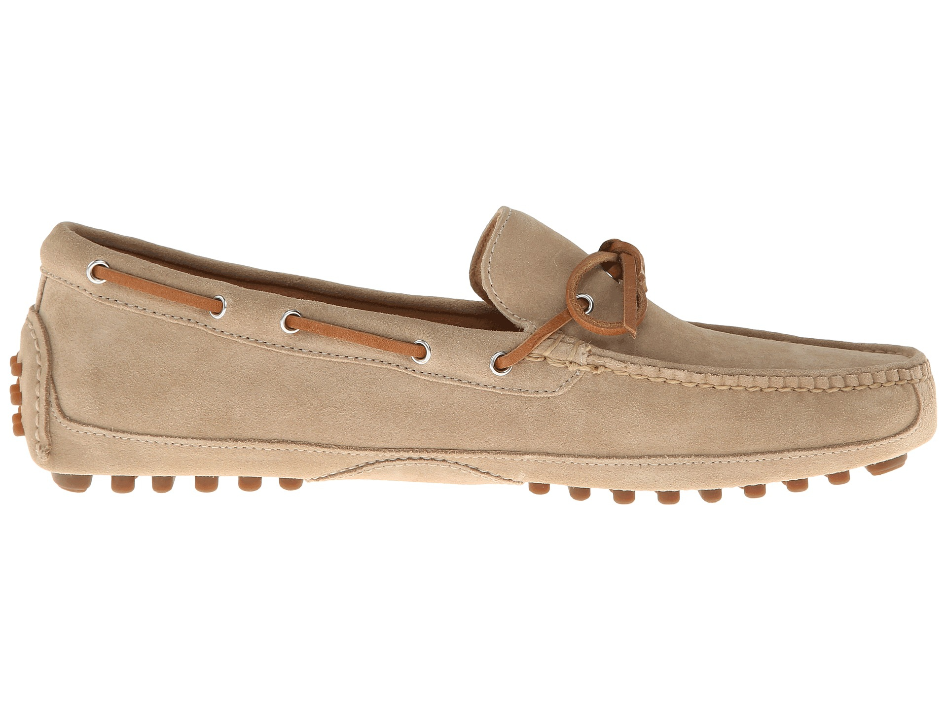 b389fc67a294e Lyst - Cole Haan Grant Canoe Camp Moc in Natural for Men