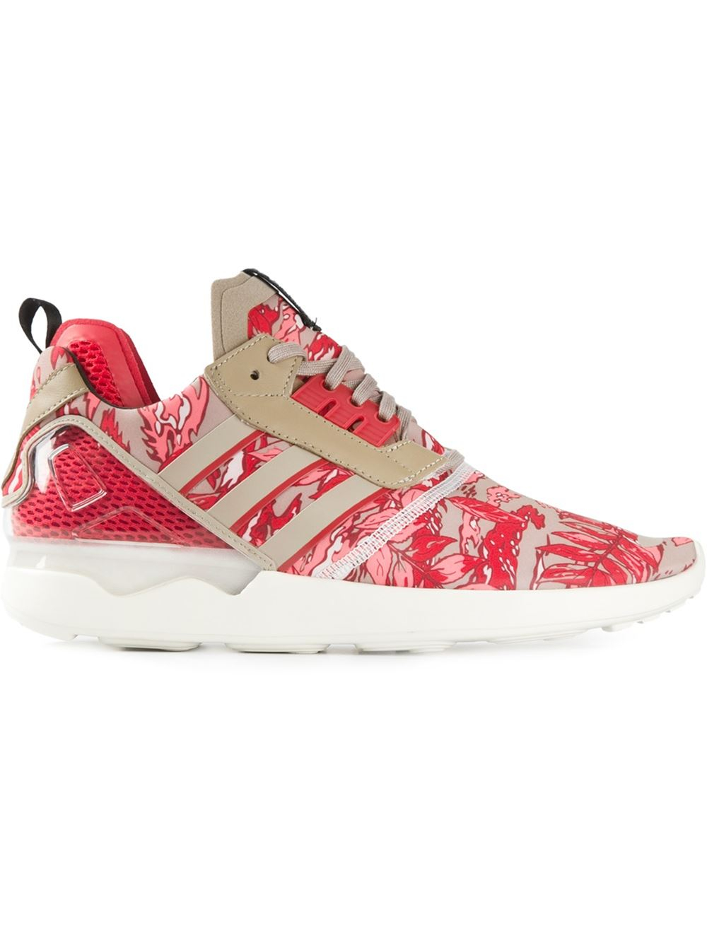 adidas originals zx 8000 boost sneakers in pink for