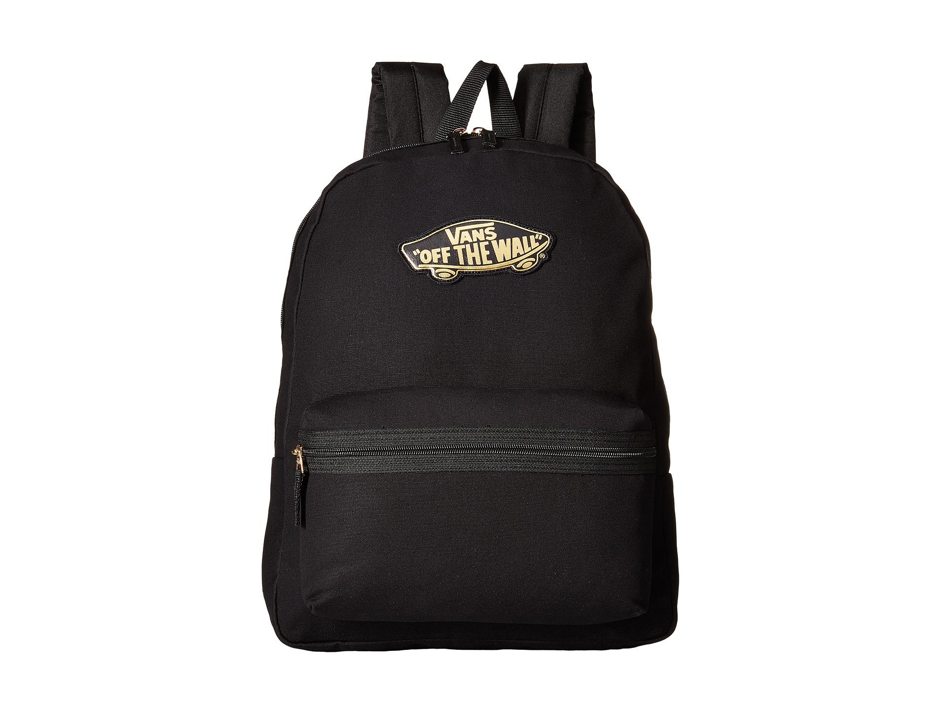 097e8da2e5 Lyst - Vans Realm Backpack 50th in Black for Men