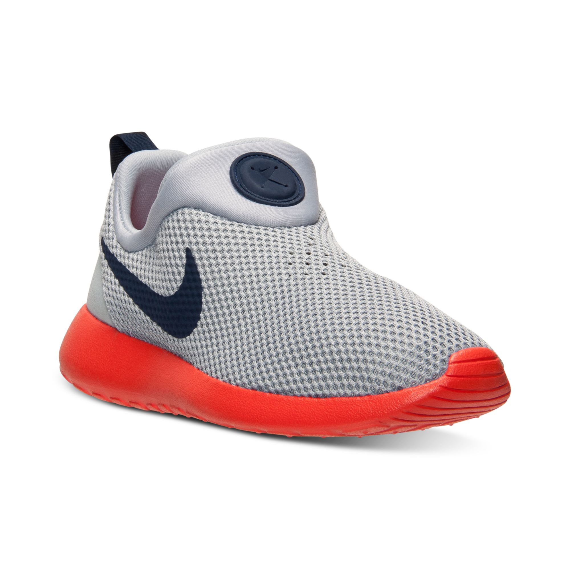 mens nike roshe run slip on casual shoes