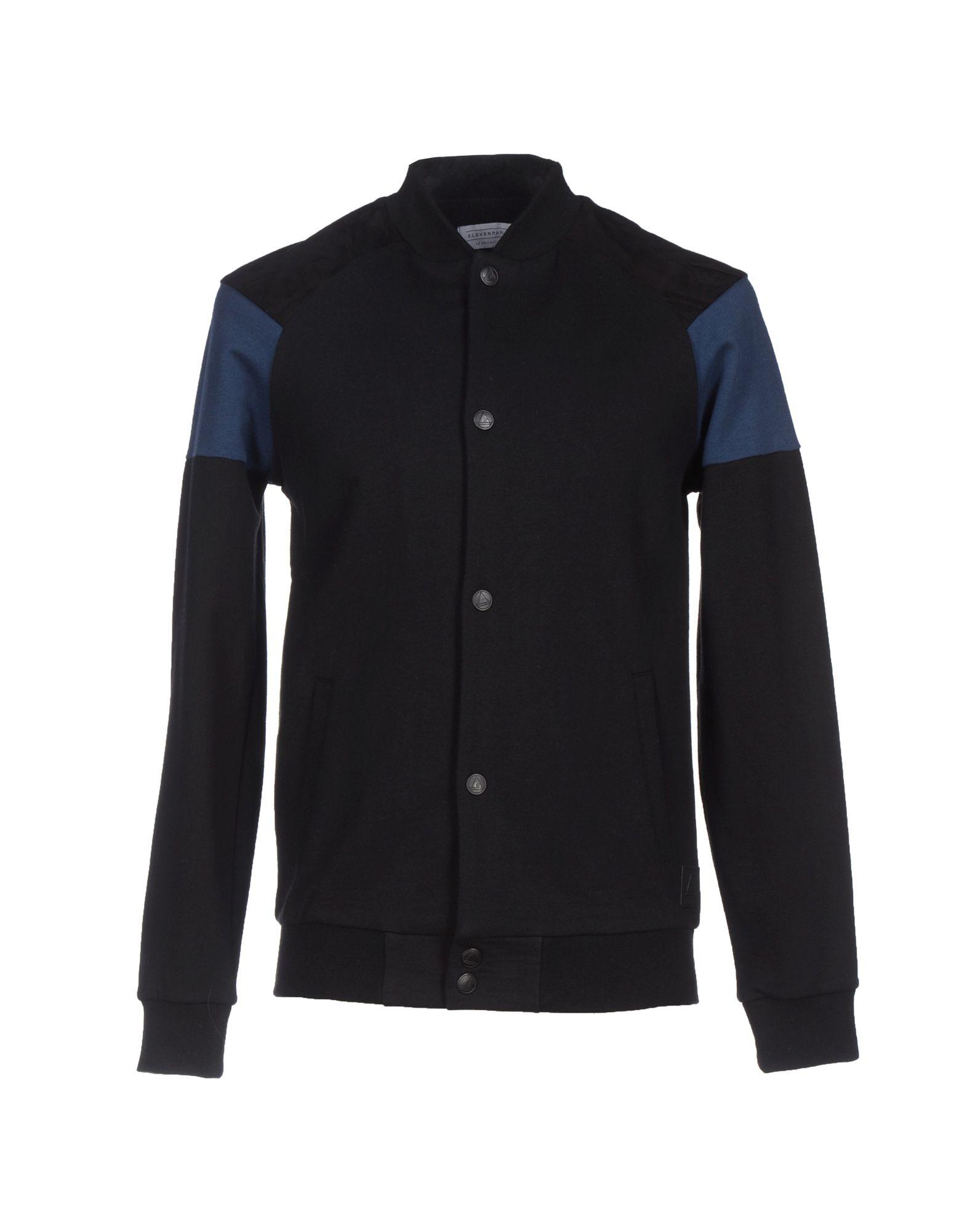 Lyst Eleven Paris Sweatshirt In Black For Men