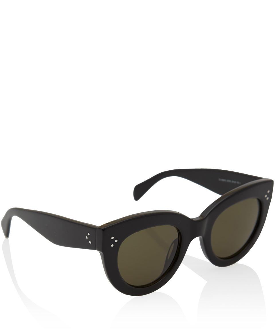 1e043cd98259 Celine Acetate Sunglasses
