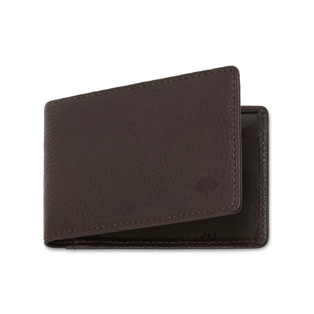 Lyst mulberry travel card holder in brown for men gallery reheart Gallery