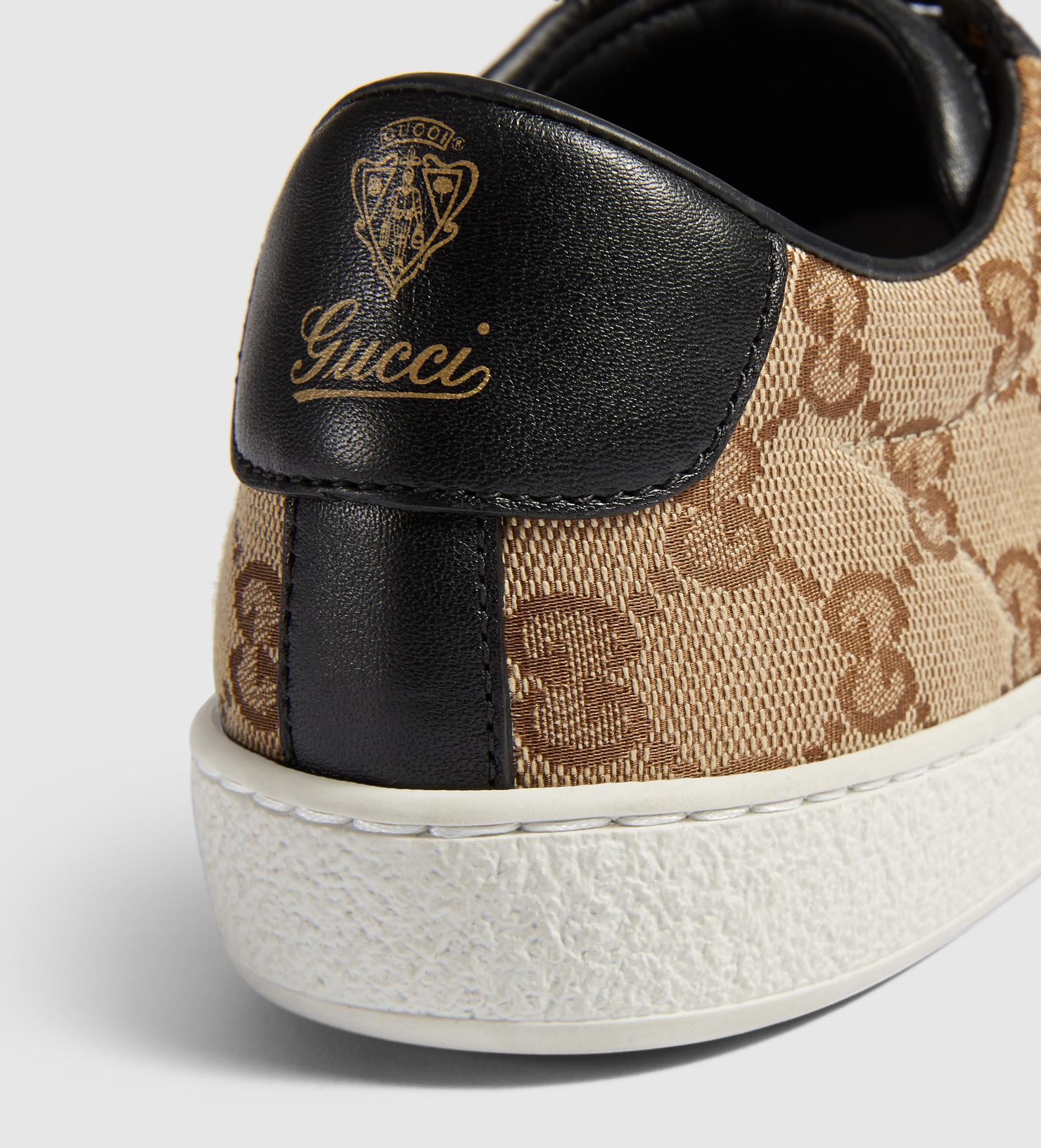 gucci original gg canvas lace