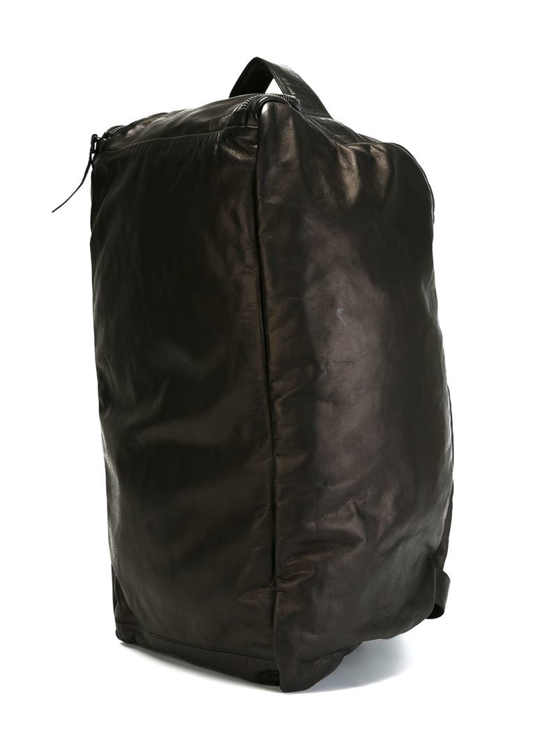The Last Conspiracy Large Backpack in Black for Men