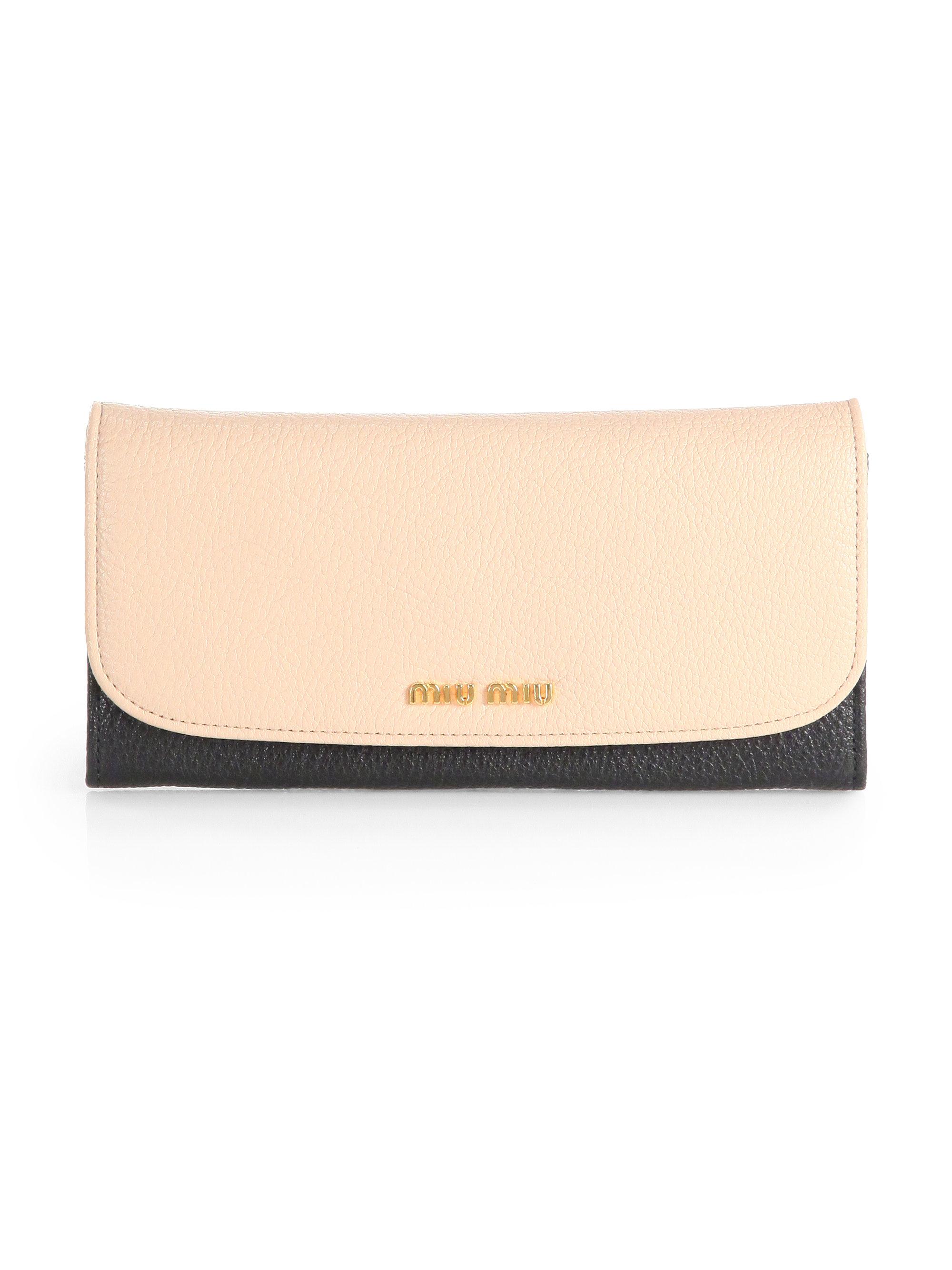 d98a2109534 miu-miu-pink-madras-bicolor-continental-wallet -product-1-11002468-1-438338784-normal.jpeg