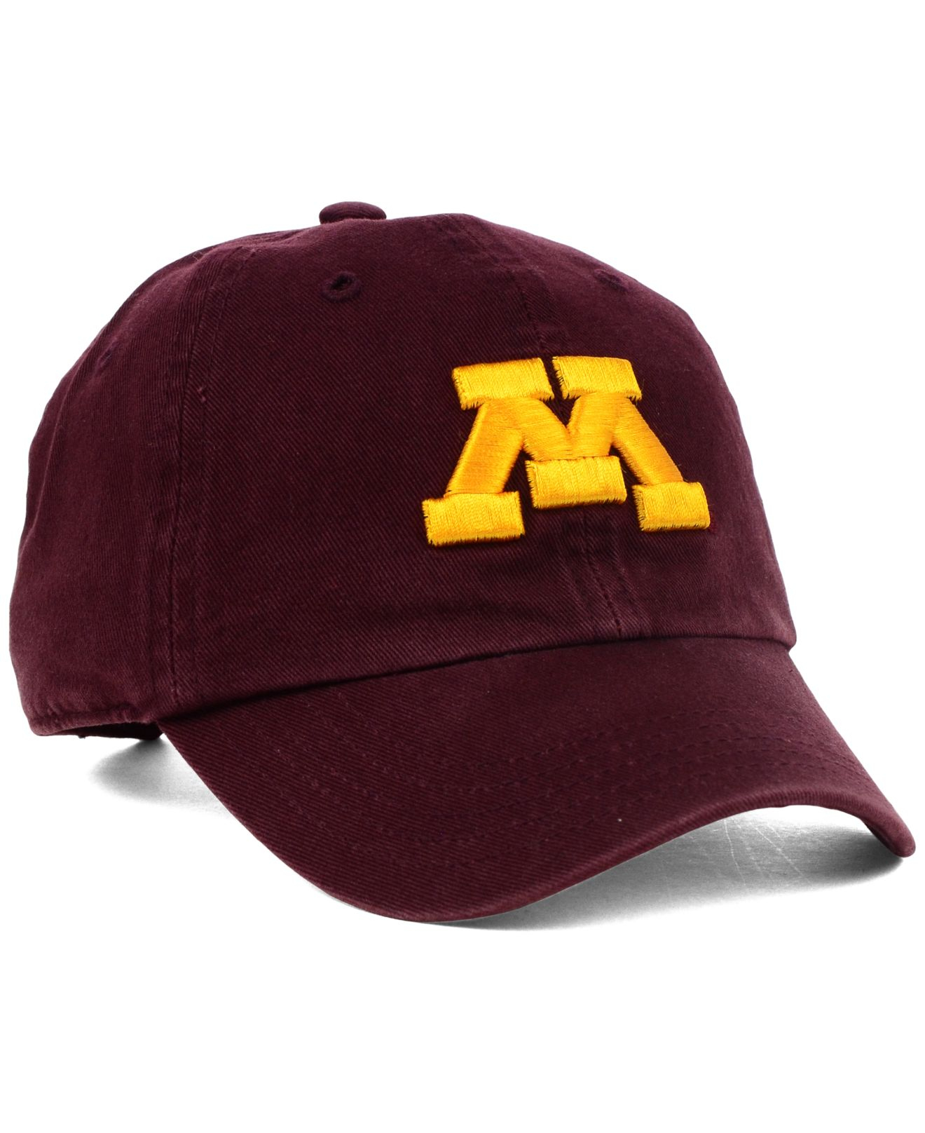 huge selection of 6d0e6 a2aee ... discount lyst 47 brand kids minnesota golden gophers ncaa clean up cap  in eb588 aba0e