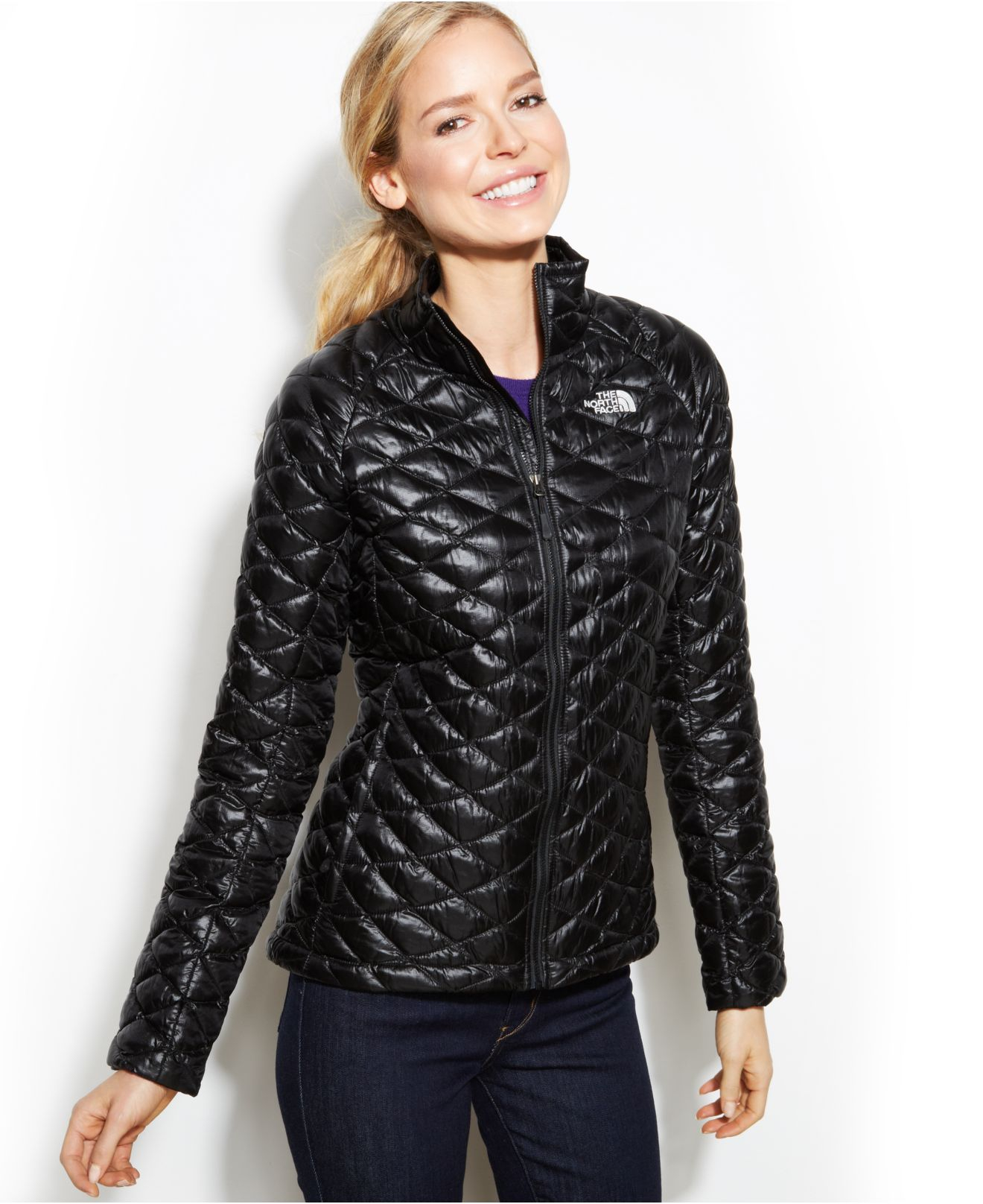 Gallery. Previously sold at  Macy s · Women s Quilted Jackets ... 8b501ebc9