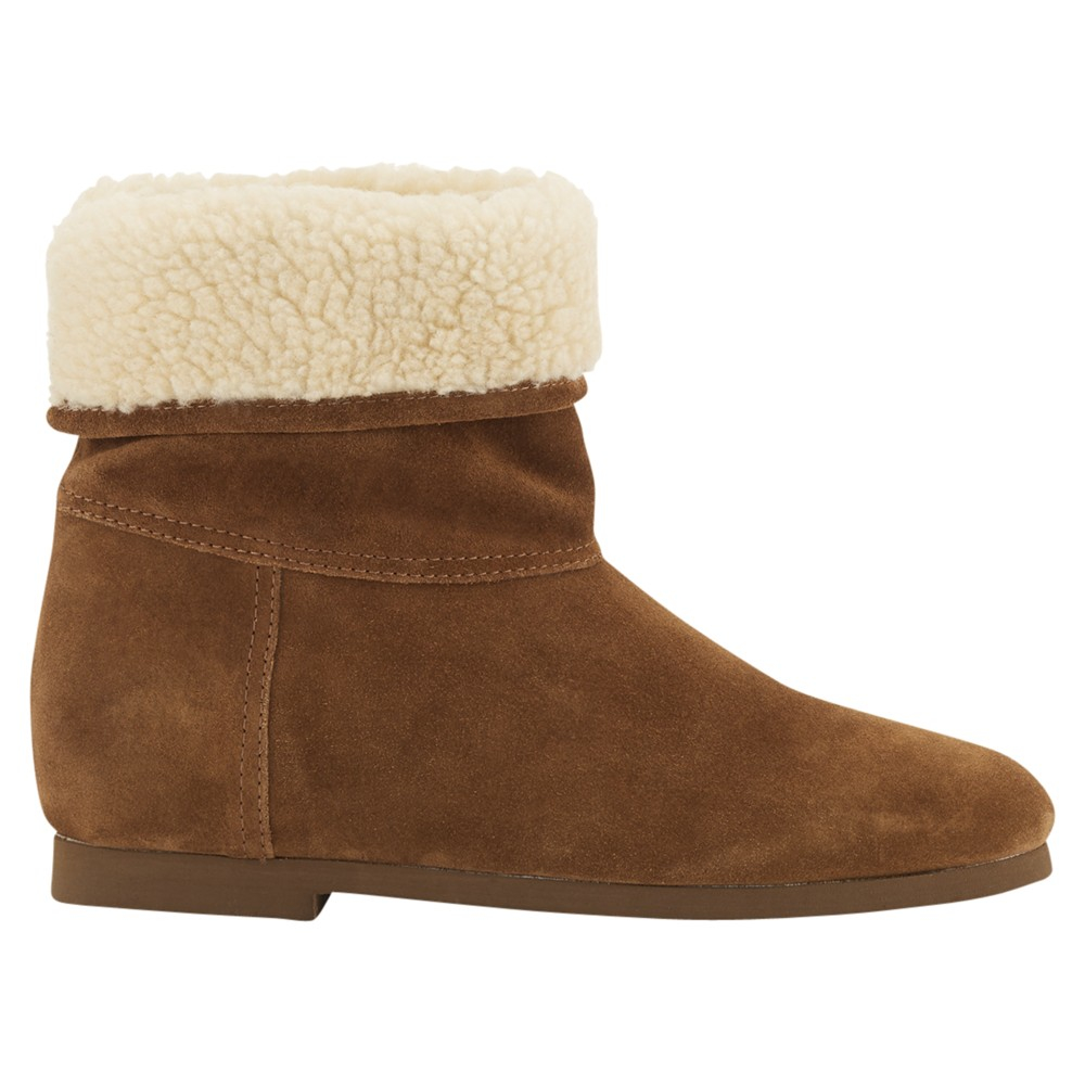 Jigsaw Livvy Ankle Boots in Tan (Brown)