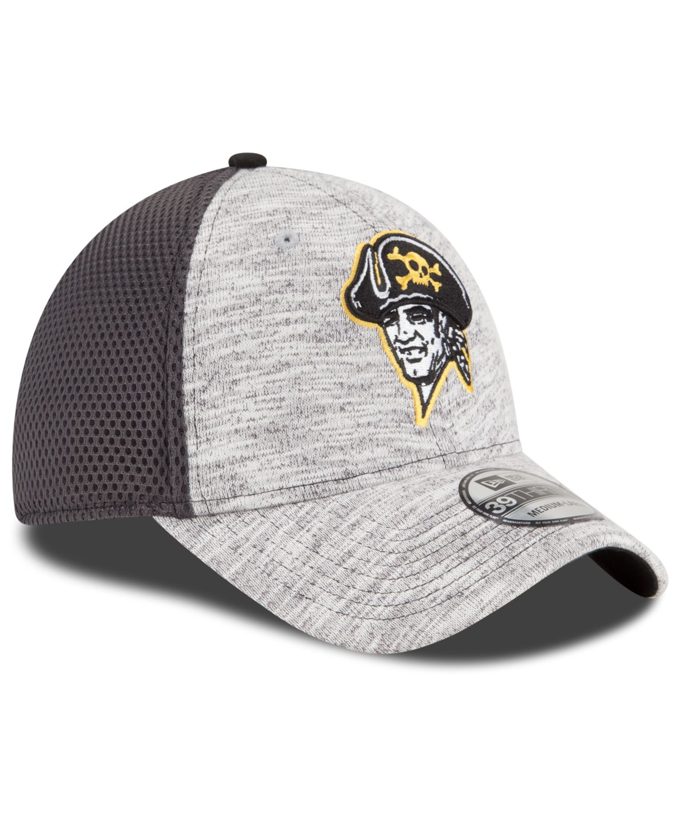 1962b8bce06 ... 59fifty cap 7a66f 58abf order lyst ktz pittsburgh pirates clubhouse  39thirty cap in gray for men c3dde 1add5 ...